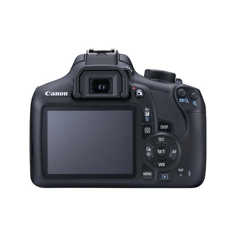 Canon EOS 1300D + 18-55mm IS Kit