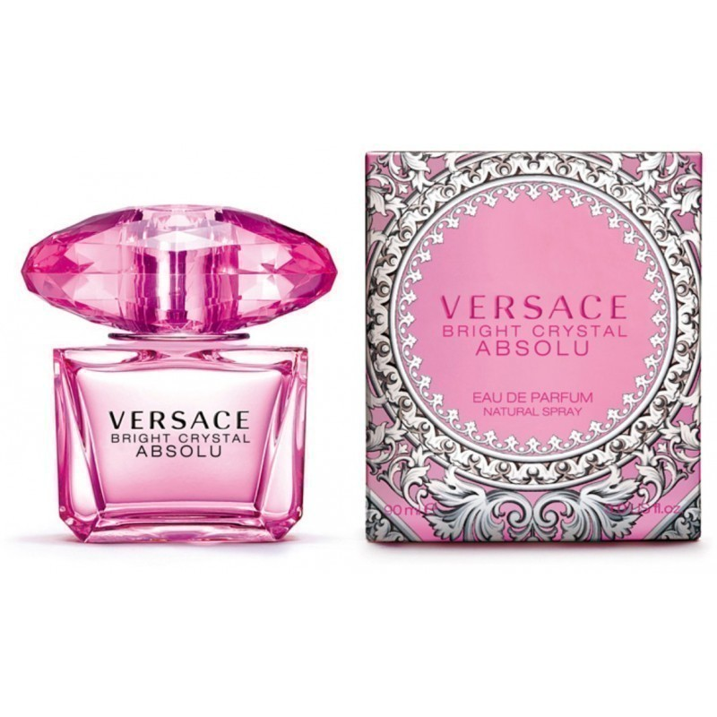 versace bright crystal absolu pour femme eau de parfum. Black Bedroom Furniture Sets. Home Design Ideas