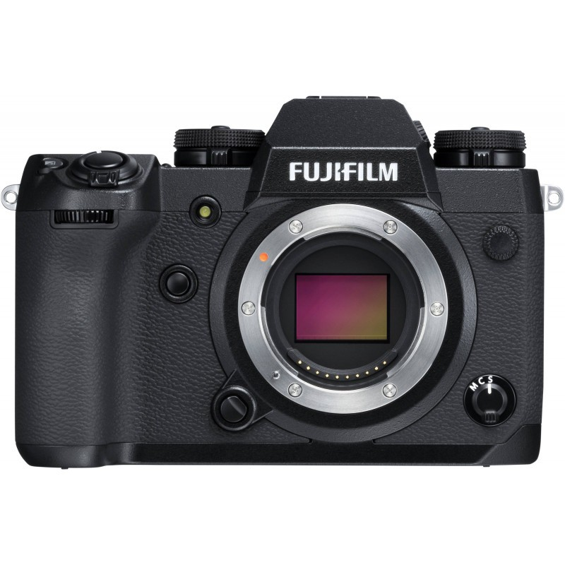 Fujifilm X-H1 + battery grip VPB-XH1