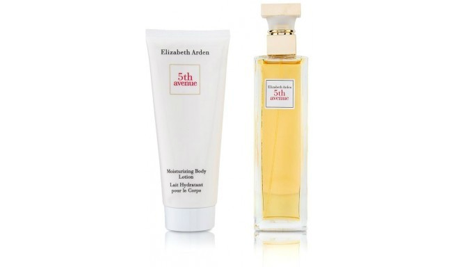 Elizabeth Arden 5th Avenue Pour Femme Eau de Parfum 125мл комплект