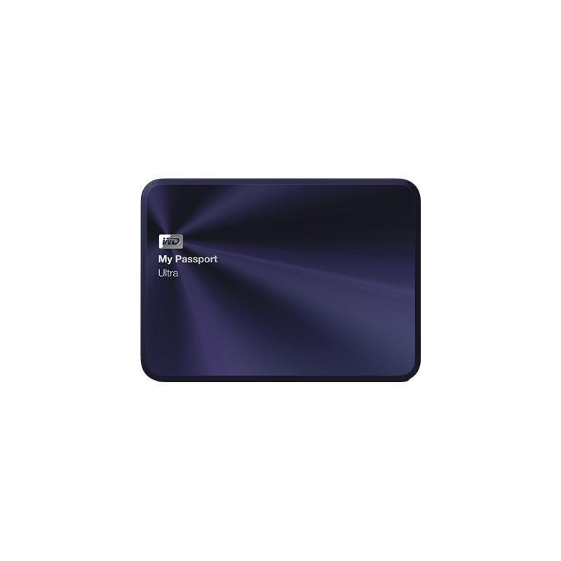 wd 2tb passport ultra metal edition