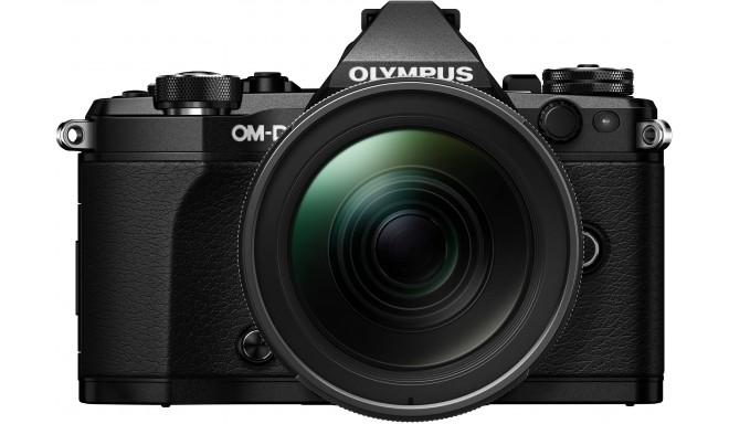 Olympus OM-D E-M5 Mark II + 12-40mm Pro Kit, black