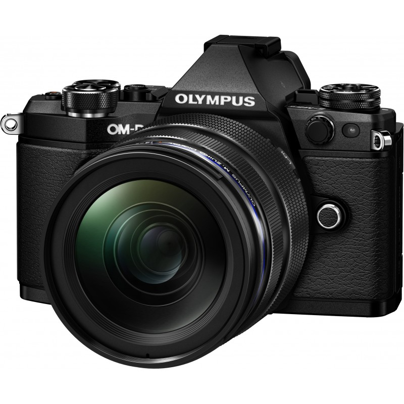 Olympus OM-D E-M5 Mark II + 12-40 Pro Kit, must