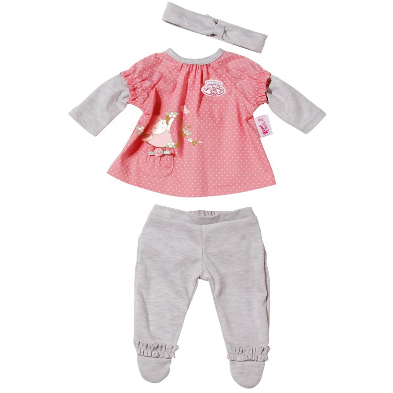 Baby Annabell doll clothes Deluxe Set - Doll clothes ...