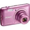 Nikon Coolpix A300, roosa