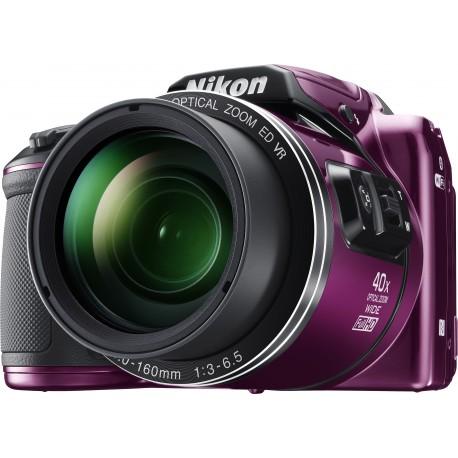 Nikon Coolpix B500, lilla