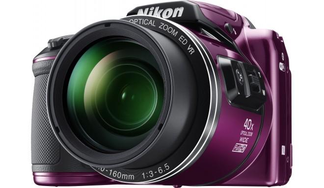Nikon Coolpix B500, фиолетовый
