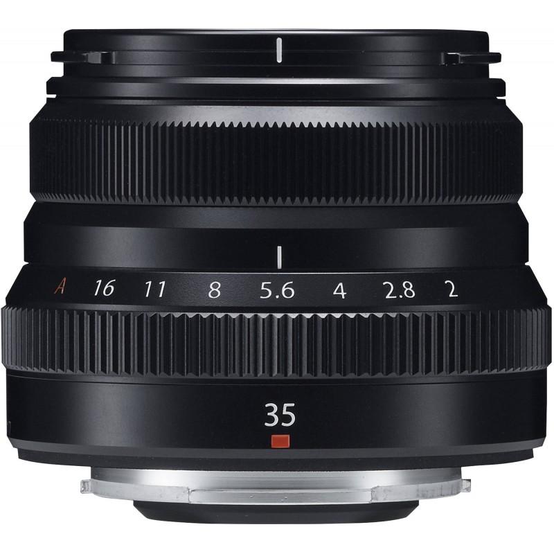 Fujifilm X-Pro2 + 35mm f/2.0, black