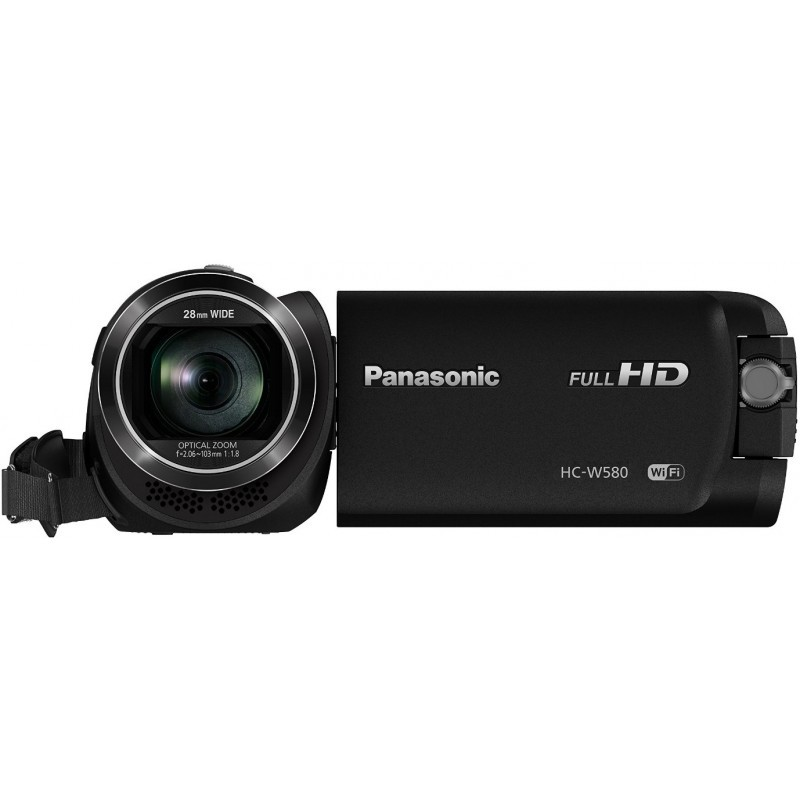 Panasonic HC-W580, must