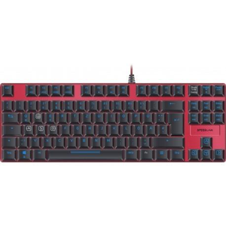 Speedlink клавиатура Ultor US, черный (SL-670008-BKRD)