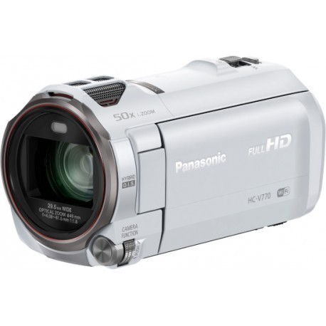 Panasonic HC-V770, balts