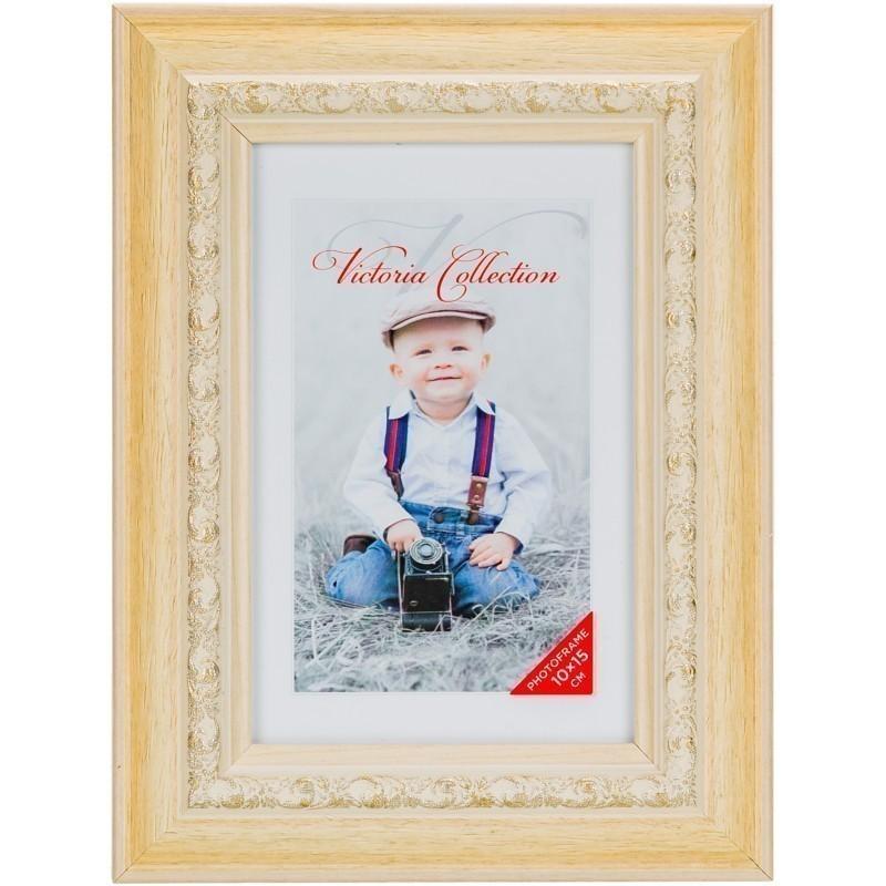Photo frame Seoul 10x15, beige - Photo frames - Photopoint