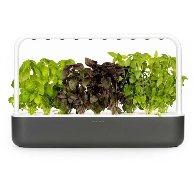 Click & Grow Smart Garden 9, hall