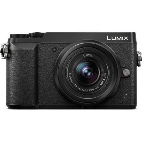 Panasonic Lumix DMC-GX80 + 12-32mm komplekts, melns