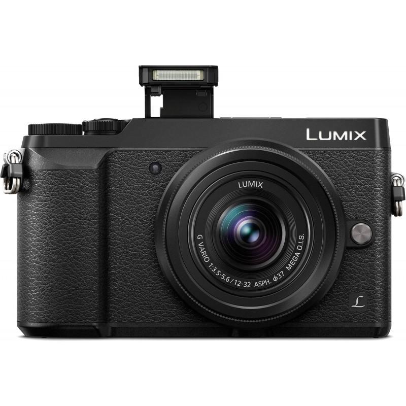 Panasonic Lumix DMC-GX80 + 12-32mm, black