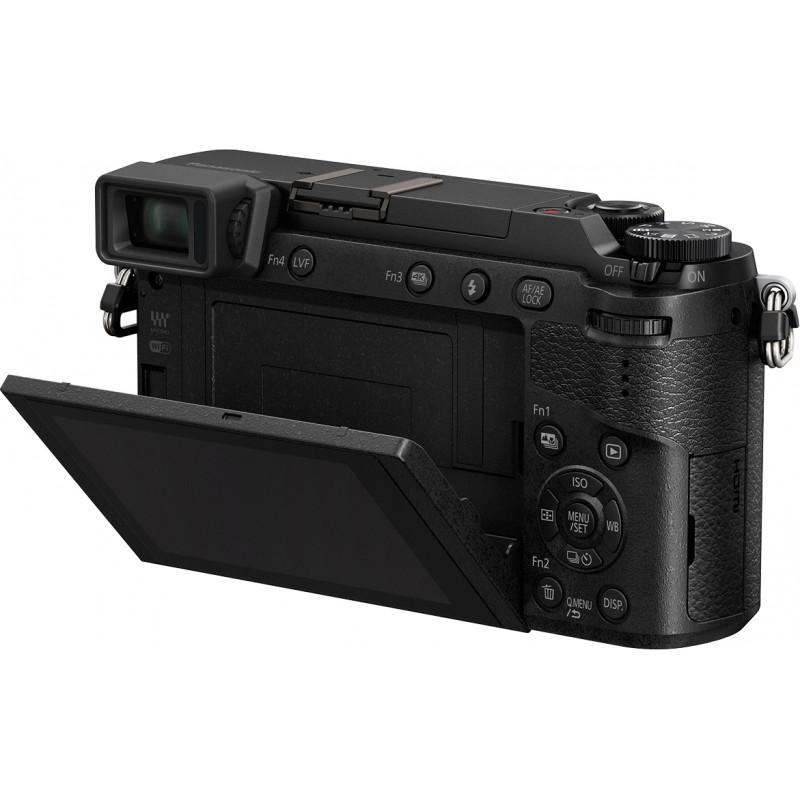 Panasonic Lumix DMC-GX80 + 14-140mm Kit, must