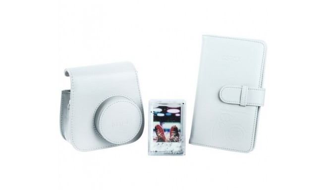 Fujifilm Instax Mini 9 accessory kit, smoky white
