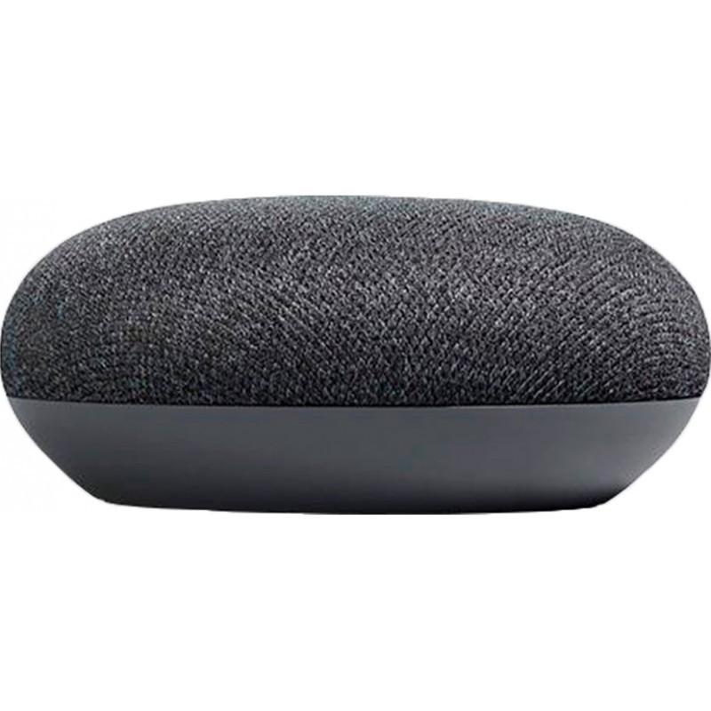 Google Home Mini smart speaker, carbon