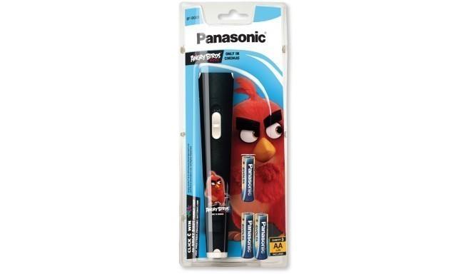 Panasonic taskulamp BF-BG01 Angry Birds