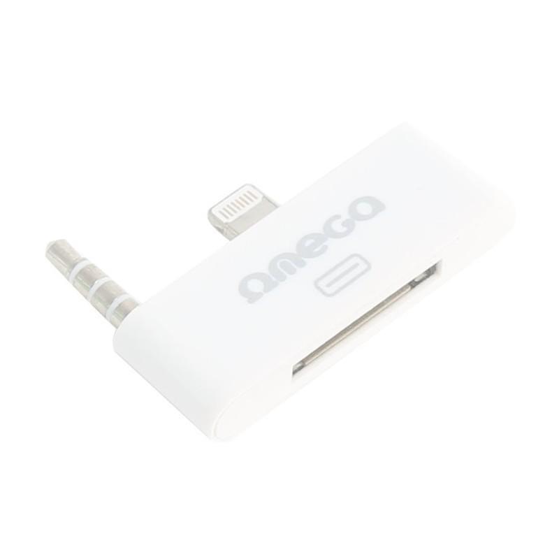 Omega adapter 30-pin -> Lightning (42035)