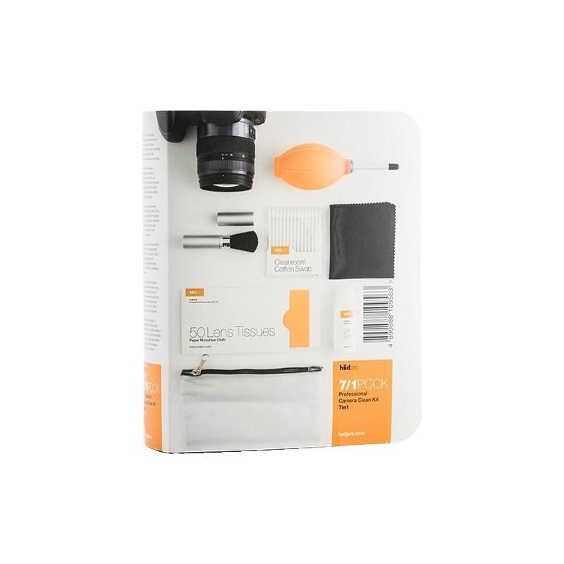 Hsdpro kaamera puhastuskomplekt 7-osaline