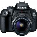 Canon EOS 4000D + 18-55mm III Kit, black