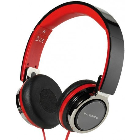 Vivanco наушники + микрофон SR770 (37573)