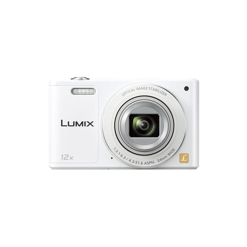 Panasonic Lumix DMC-SZ10, valge