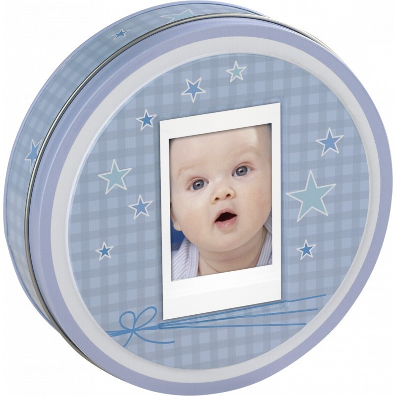 Fujifilm Instax savivorm Mini Baby Set, sinine