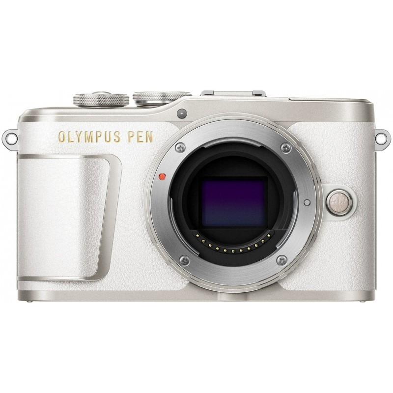 Olympus PEN E-PL9 kere, valge