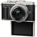 Olympus PEN E-PL9 + 14-42mm Kit, black/silver