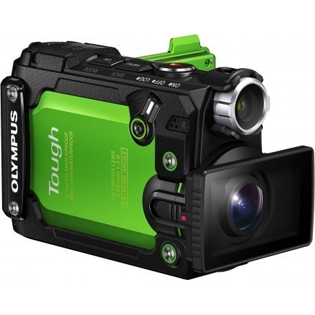 Olympus Tough TG-Tracker, green