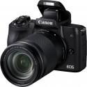 Canon EOS M50 + EF-M 18-150mm IS STM, must