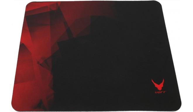 Omega коврик для мышки Varr M, красный (OVMP2529R)