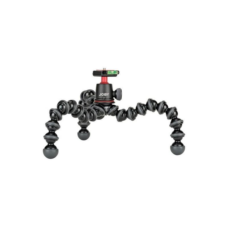 Joby statiivikomplekt Gorillapod 3K Kit, must/hall