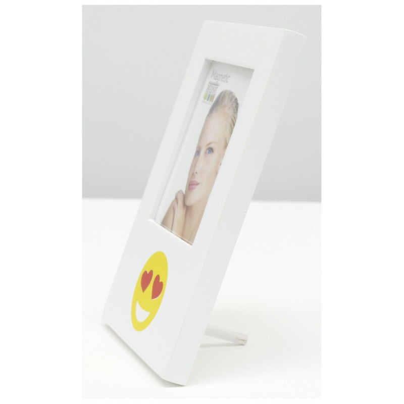 Deknudt S59KL6 white 3,5x4,5 Plastic Mini Frames color assort
