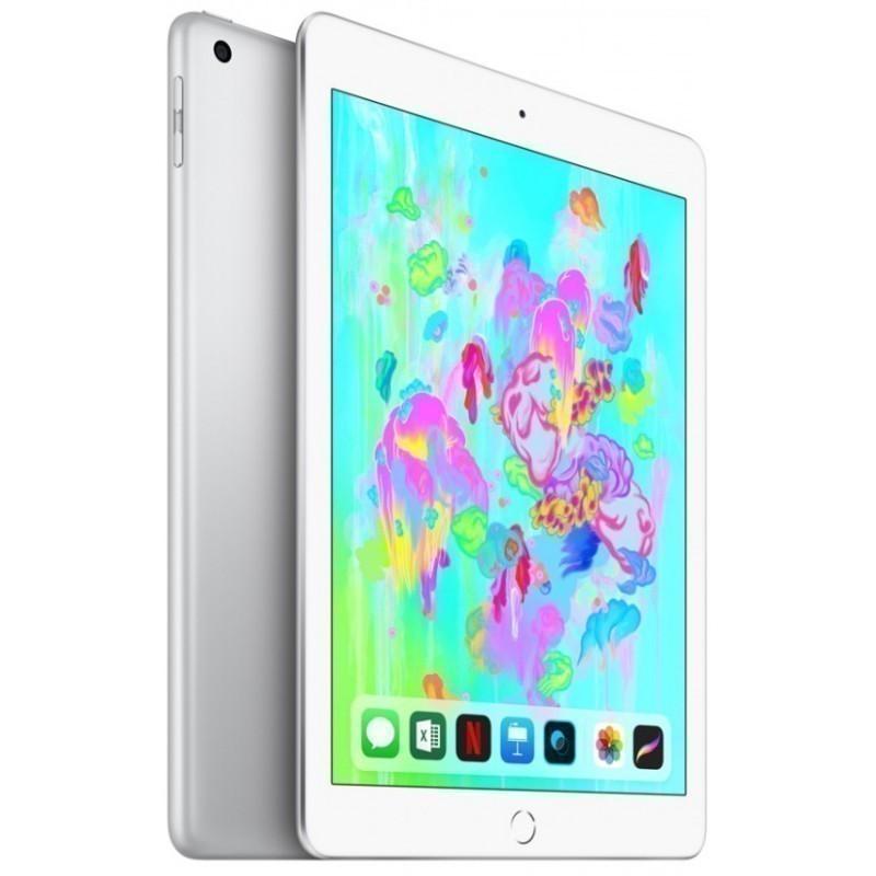 Apple iPad 128GB WiFi, silver (2018)