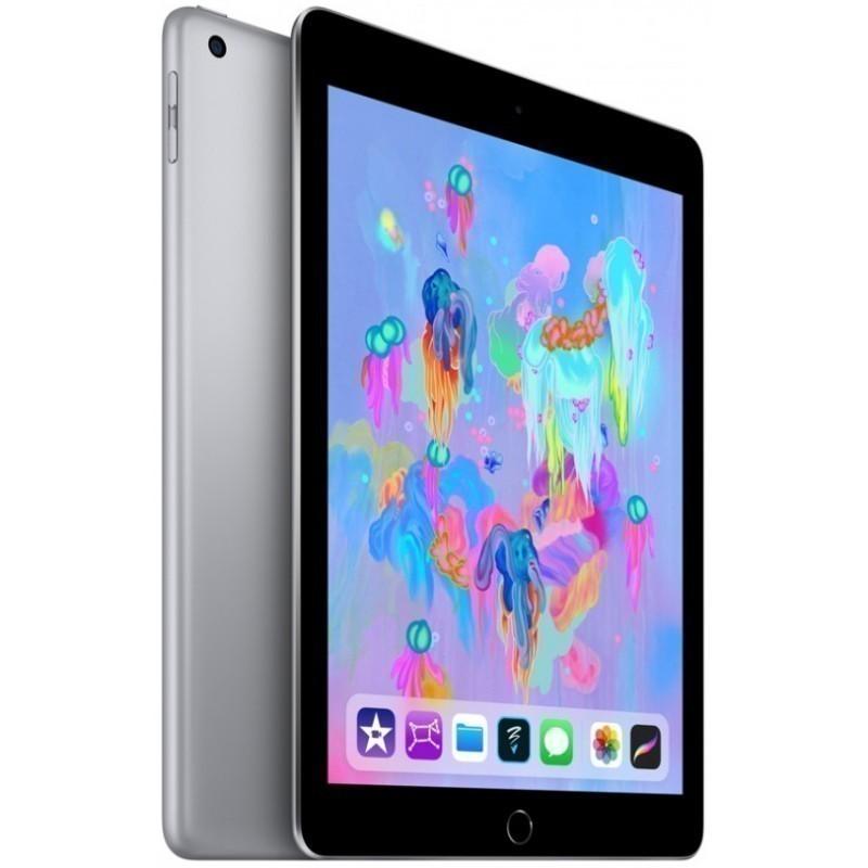 Apple iPad 32GB WiFi + 4G, space grey (2018)