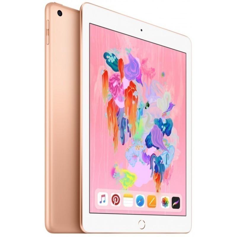 Apple iPad 32GB WiFi + 4G, gold (2018)