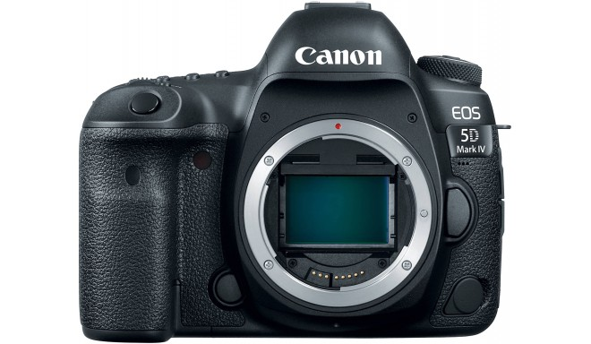 Canon EOS 5D Mark IV, корпус