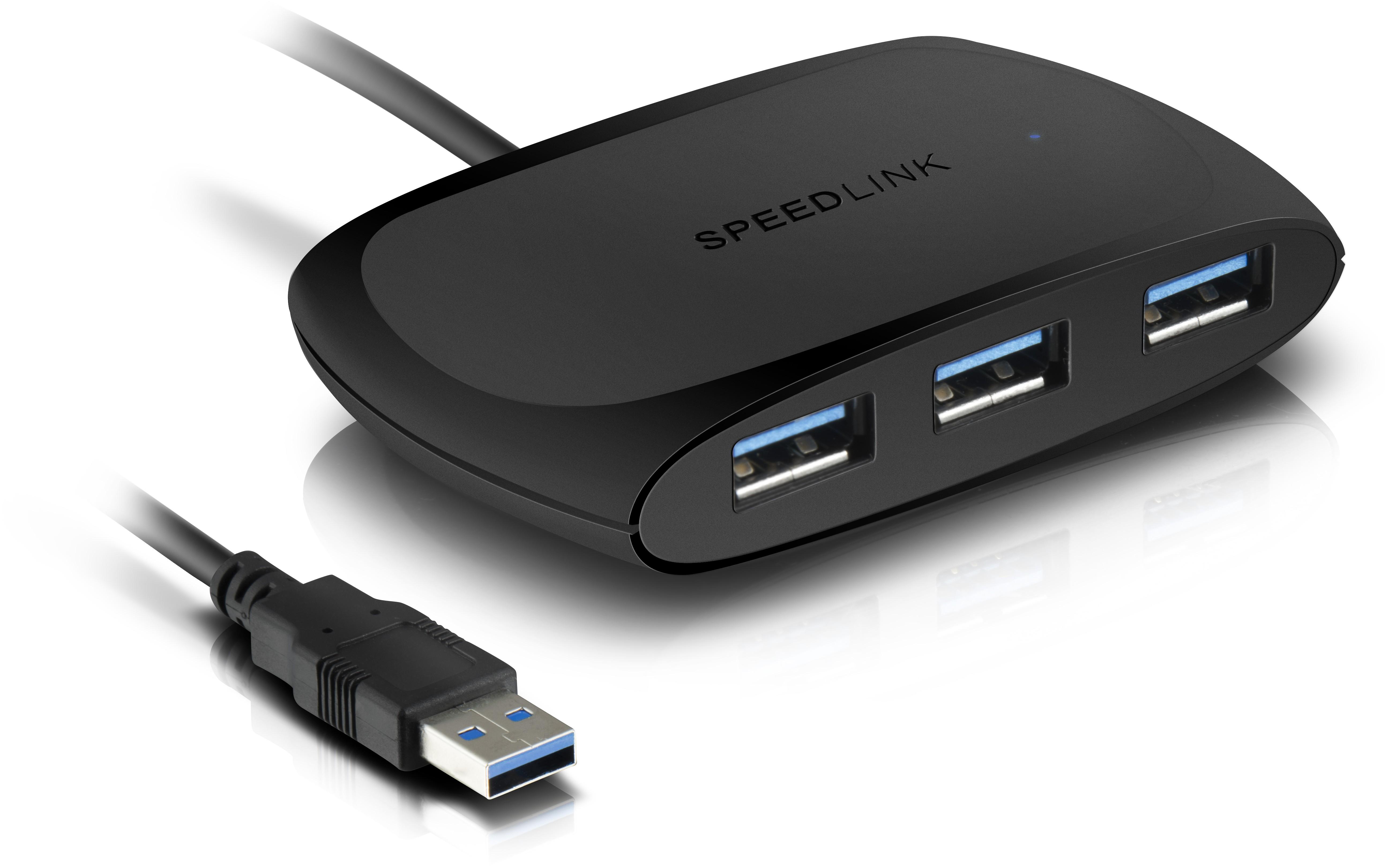 Speedlink USB hub Snappy Passive 4-port ..