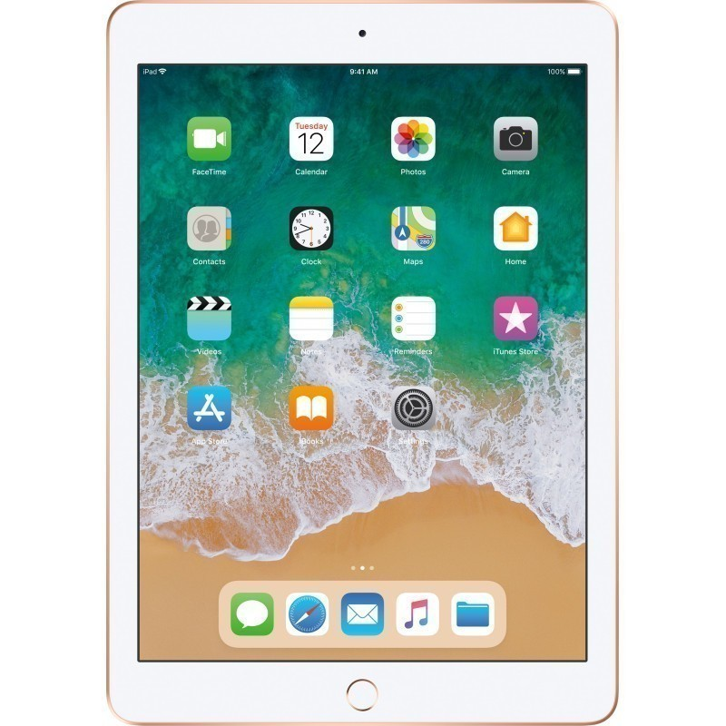 Apple iPad 32GB WiFi, gold (2018)