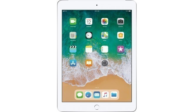 Apple iPad 128GB WiFi, silver (2018)