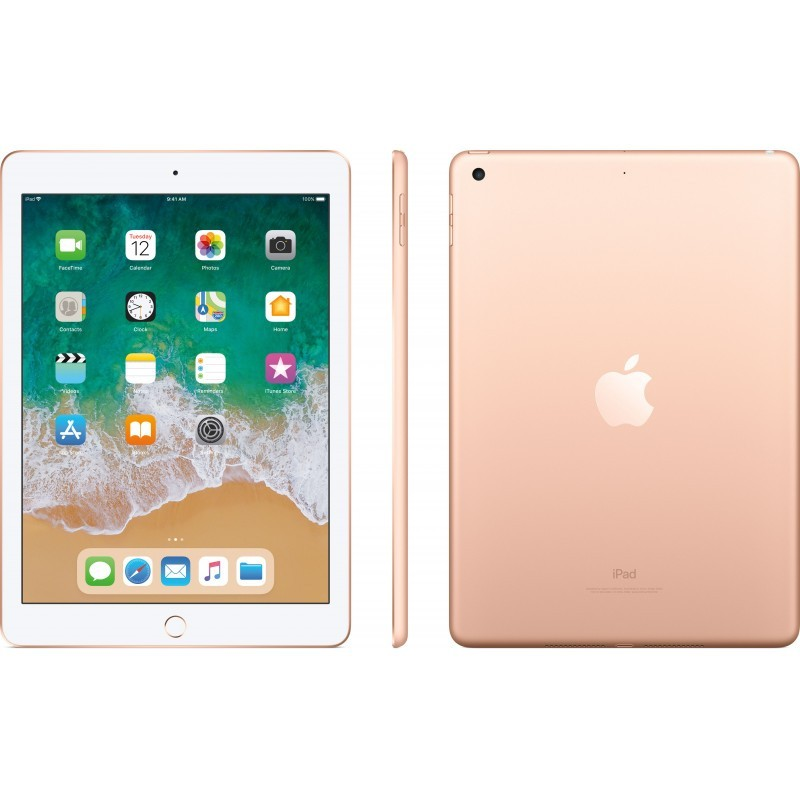 Apple iPad 128GB WiFi, gold (2018)