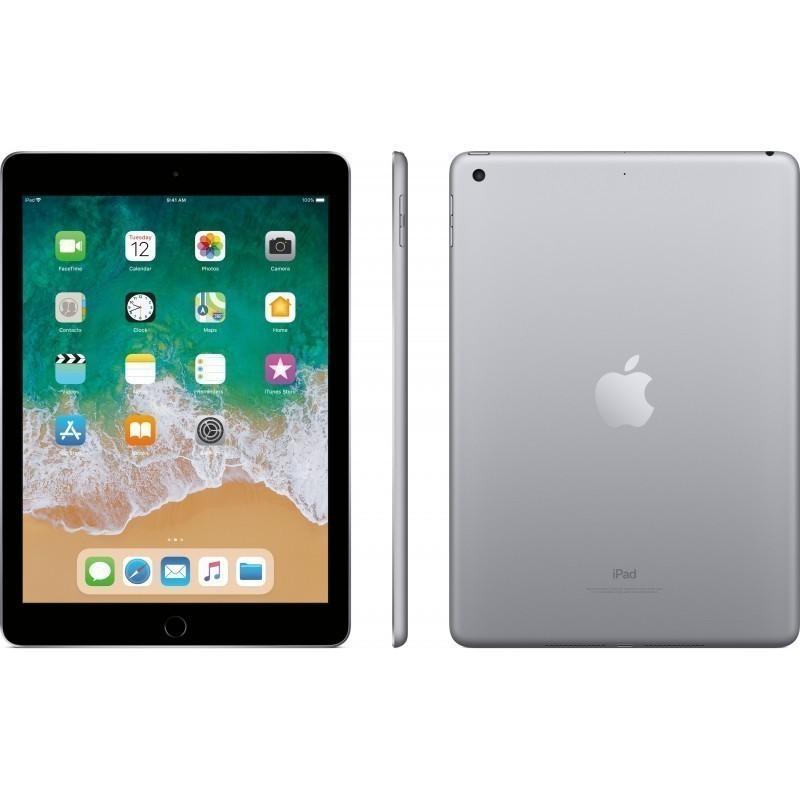 Apple iPad 128GB WiFi, space grey (2018)