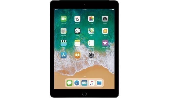 Apple iPad 32GB WiFi + 4G, astropelēks (2018)