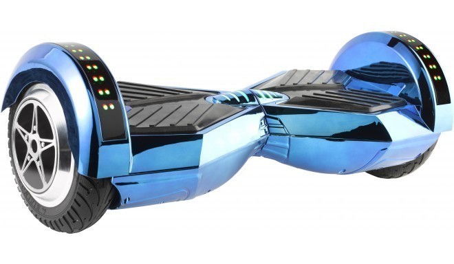 MPman Gyropode G2 баланс-скутер, сний металлик