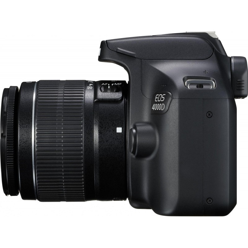 Canon EOS 4000D + 18-55mm III + 75-300mm III Kit