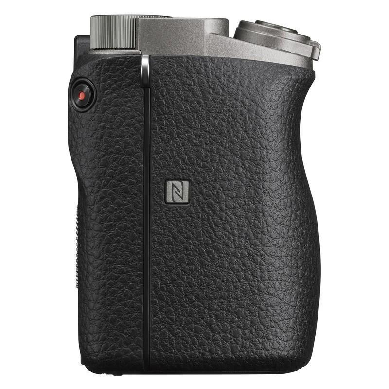 Sony a6000 + 16-50 мм Kit, серый