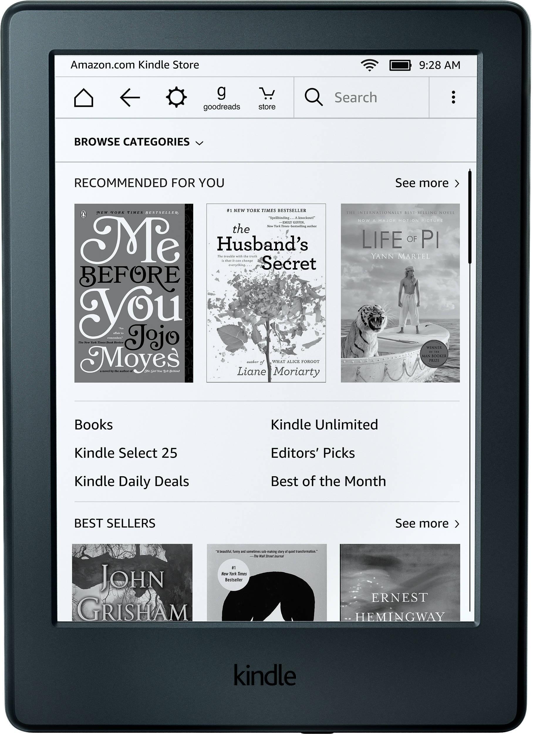 Amazon Kindle Touchscreen WiFi 2016